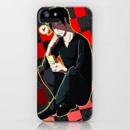 Izaya-kun iPhone Case