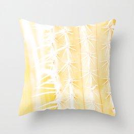 Scottsdale Sunshine Throw Pillow