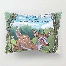 Keep Living Pillow Sham
