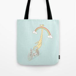 Mind your head Tote Bag