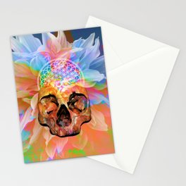 Dead Vibes Stationery Cards