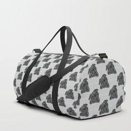 Black Pug 2016 Duffle Bag