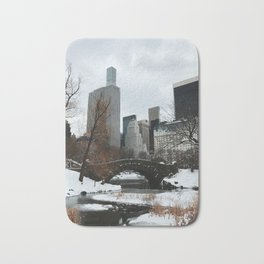 Chilly NYC Bath Mat