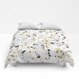 Glitter and Grit Comforters
