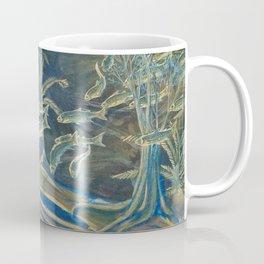 Forest Salmon Run  Coffee Mug