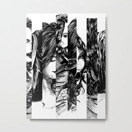 Looking Glass. Yury Fadeev. Metal Print