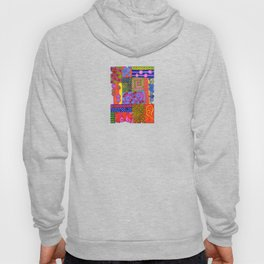A Bit of Patchwork Hoody