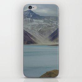 Embalse El Yeso iPhone Skin