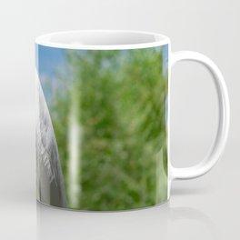 Great Egret Two - Utah Coffee Mug