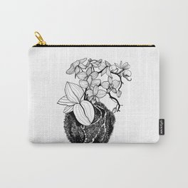 Orchid Kokedama Nr.1 Carry-All Pouch