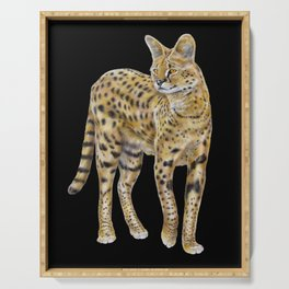 Serval Serving Tray