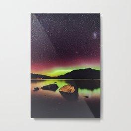 Aurora Australis Metal Print
