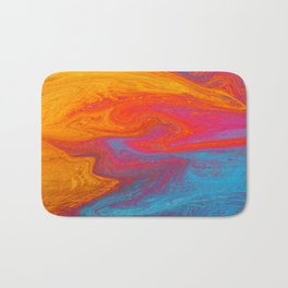 Marbled IX Bath Mat