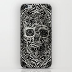 Lace Skull iPhone & iPod Skin
