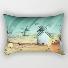 Glorious Days Rectangular Pillow
