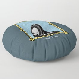 Anne Boleyn Floor Pillow