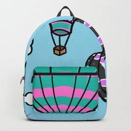 bright air balloons Backpack
