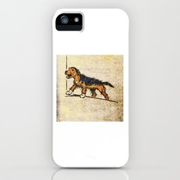 Dogs Large and Small, Ideal for Dog Lovers (55) iPhone Case