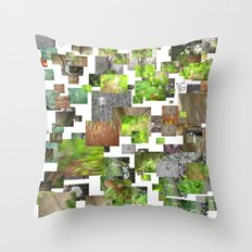 The Mind Seeks Someone Eternal  Throw Pillow
