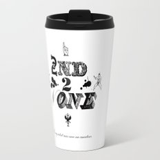 2nd 2 None : black Travel Mug
