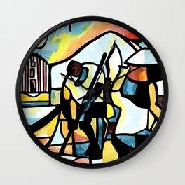 Salinas Wall Clock