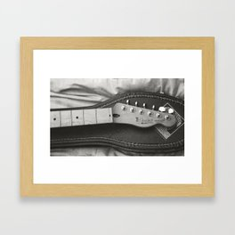 Tele Framed Art Print