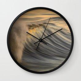 Slow Dog Wall Clock