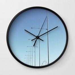 r o a d  t r i p Wall Clock