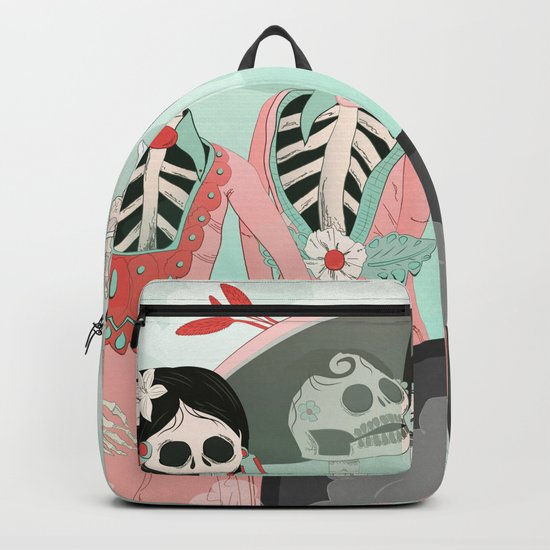 A visit from Heaven Backpack