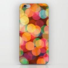 Bokehful iPhone & iPod Skin