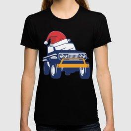Christmas Jeep T-shirt