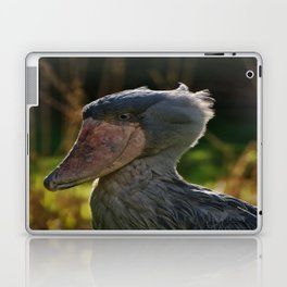 Shoebill Laptop & iPad Skin
