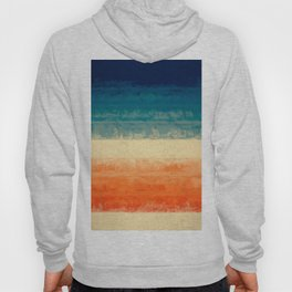 On Fire #abstract #painting Hoody
