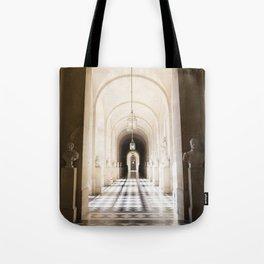Versailles Hallway Tote Bag
