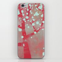 blossom iPhone & iPod Skins featuring Blossom by Nic Squirrell