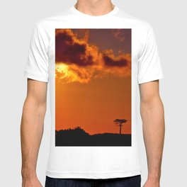 Costa Rica sunset T-shirt