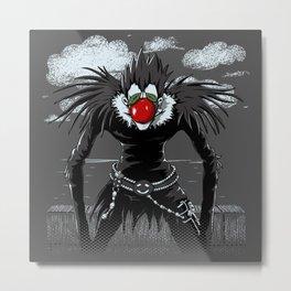 Ryuk Magritte Metal Print