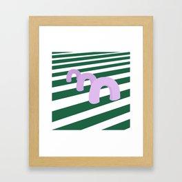 #07 Framed Art Print