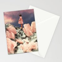 ROSE QUARTZ Stationery Cards