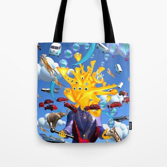 Bringer Of Happiness Tote Bag