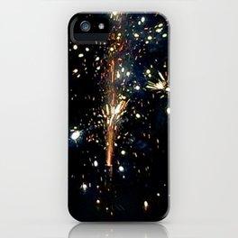 Sky Glitter iPhone Case