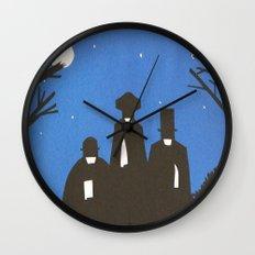 The Butchers Wall Clock