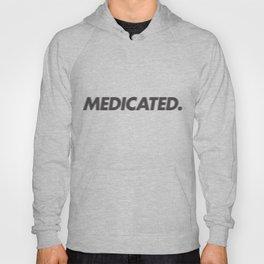 HIGH - Medicated - black Hoody