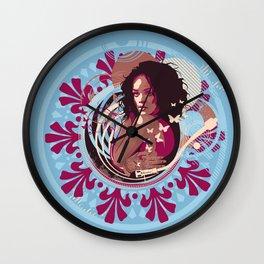 =RH1ANNA///2020= Wall Clock