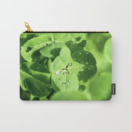 Live In Clover Carry-All Pouch