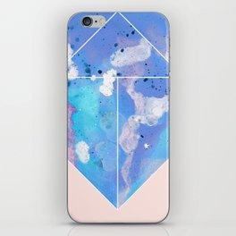 Tangram Diamond For iPhone Skin