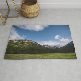 Waterton Landscape Photography Rug