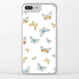 kisses Clear iPhone Case