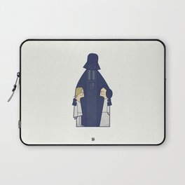 May the Love be with you Laptop Sleeve