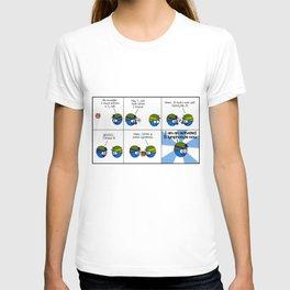 Activated lymphocyte T-shirt
